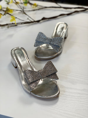 Bow Slide Silver