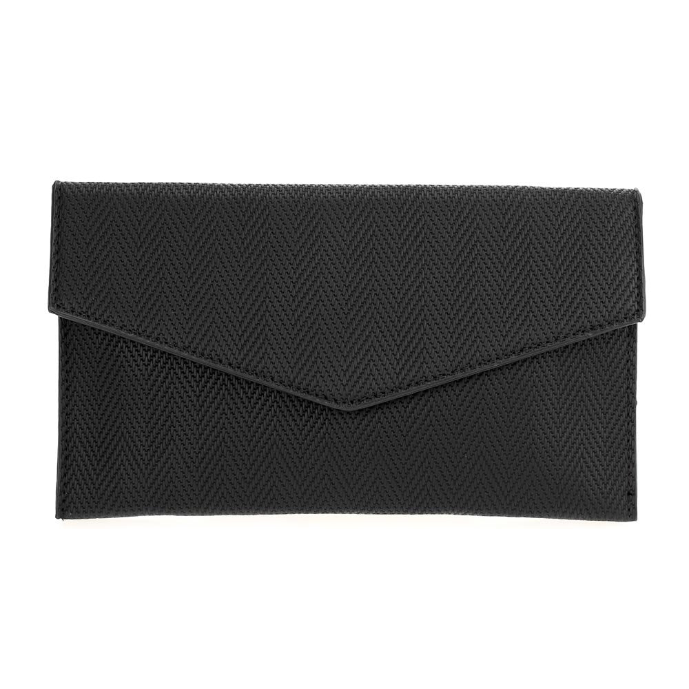 Abby Clutch Black