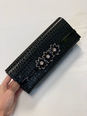 Isabel Clutch Black