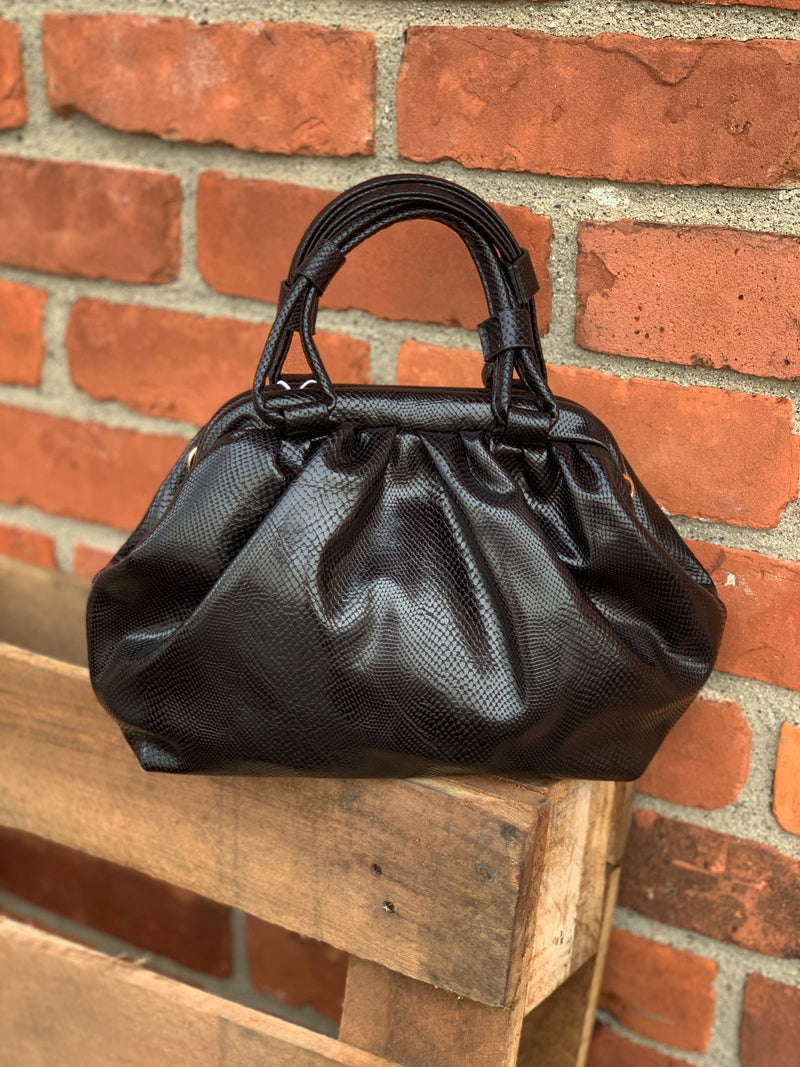 Jordan Slouchy Bag Black