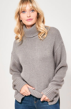 Ava Sweater Grey