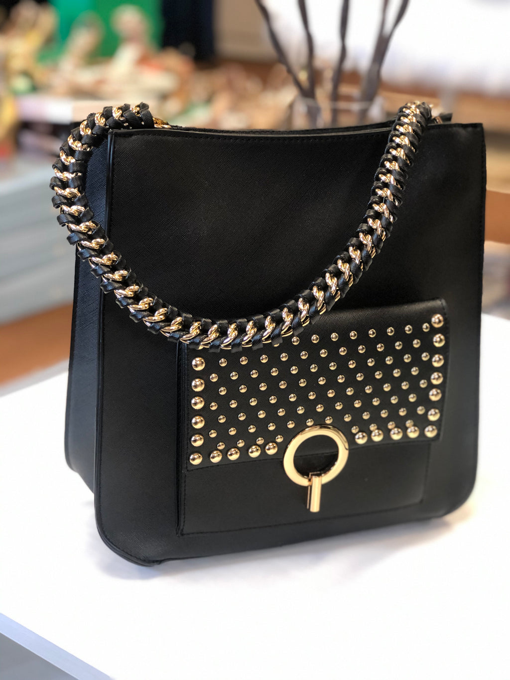 Madelyn Tote Black