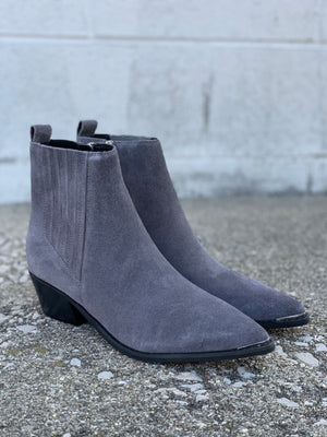 Marc Fisher Ulora Grey Suede