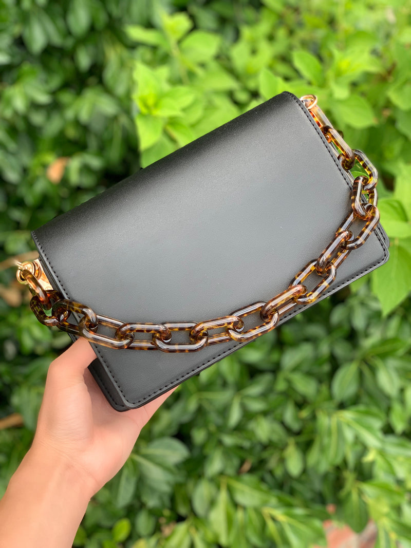 Tiffany Crossbody Black