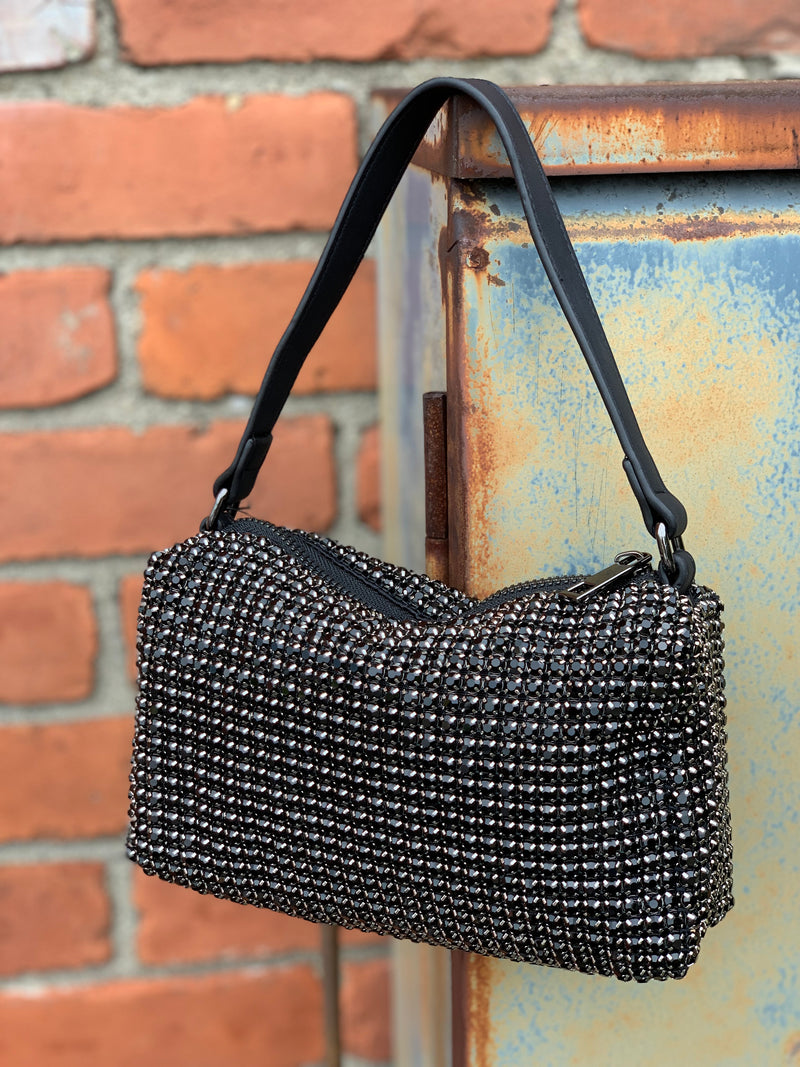 Crystal Bag Black