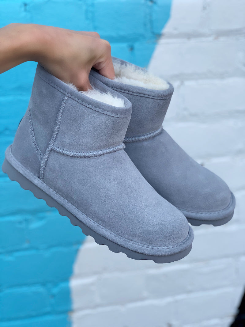 Bearpaw Alyssa Grey Fog