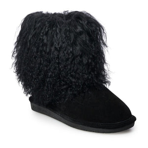 Bearpaw Boo Black