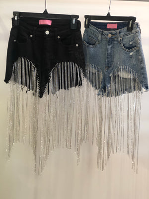 Dolly Shorts Denim