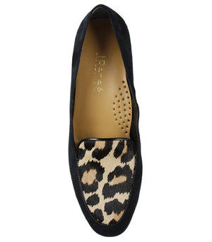 J. Renee Ballanca Leopard Black