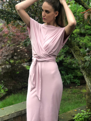 Chloe Maxi Dress Mauve