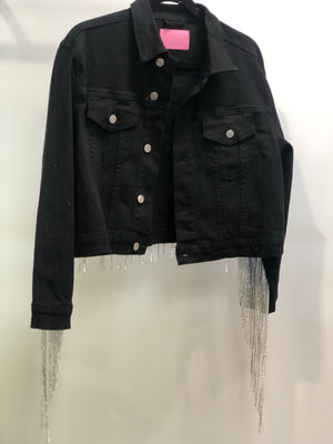Dolly Jacket Black