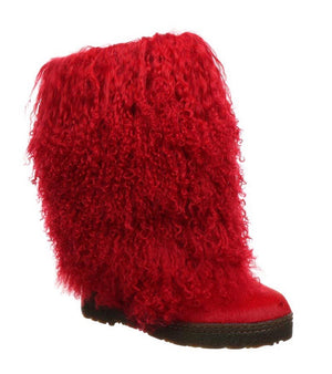 Bearpaw Boetis Red