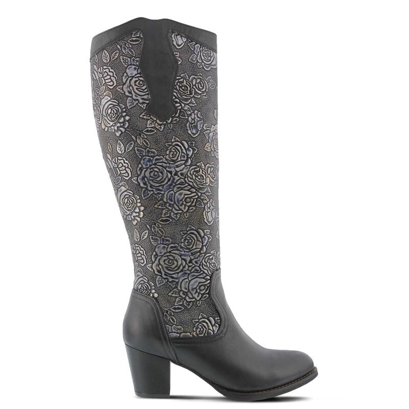L'Artiste by Spring Step Neena Black Multi
