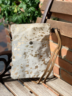 Myra Crossbody Gold