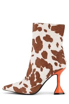 Jeffrey Campbell Entity-LF Brown/White/Orange