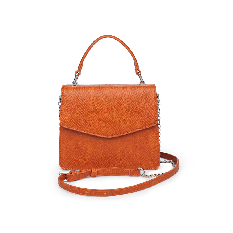 Kayla Crossbody Burnt Orange/Tan