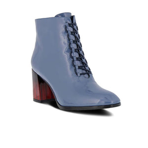 Azura by Spring Step Felisha Blue Patent