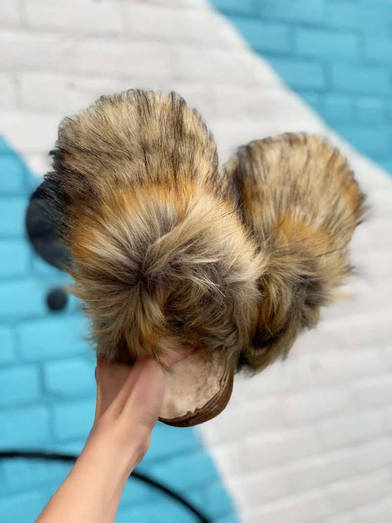 Bearpaw Elsie Hickory Slipper