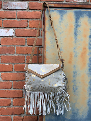 Sawyer Crossbody Gold