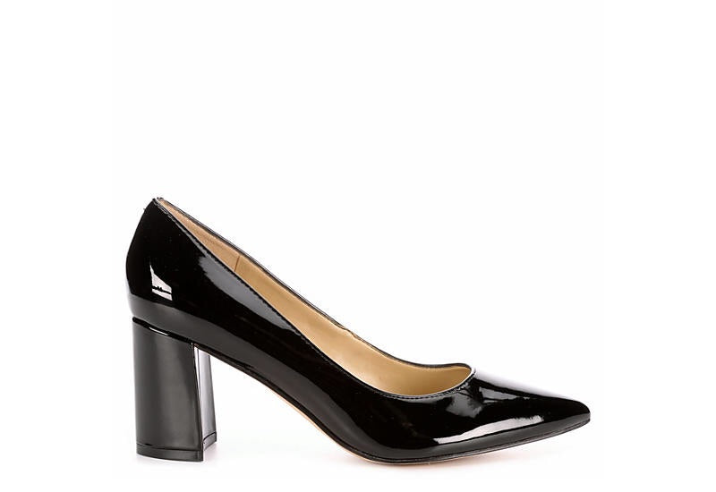 Marc Fisher Claire Black Patent