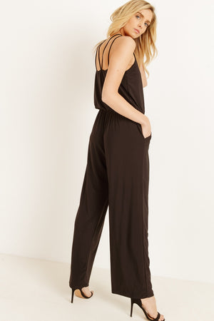 Hailey Jumpsuit Black