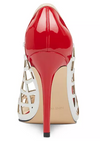 Nine West Tatum Red Combo