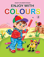 Colouring Books for Kids-Enjoy with Colours - 2