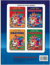 Colouring Book for Kids 3 years-Enjoy with Crayons - 2