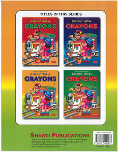 Colouring Book for Kids 3 years-Enjoy with Crayons - 3