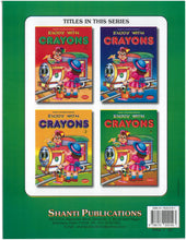 Colouring Book for Kids 3 years-Enjoy with Crayons - 4