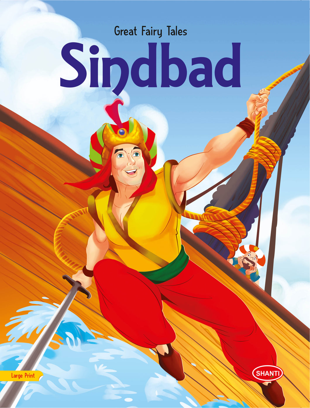 Fairy Tales for Kids-Great Fairy Tales - Sindbad