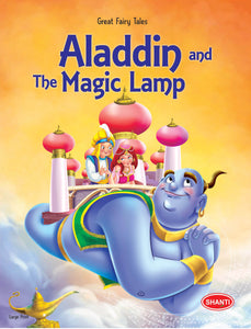 Fairy Tales for Kids-Great Fairy Tales - Aladdin and the Magic Lamp