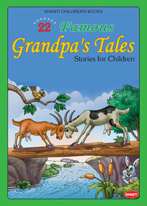 Story Books for Children-22 Famous Grandpa's Stories (English)-1