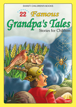 Story Books for Children-22 Famous Grandpa's Stories (English)-2