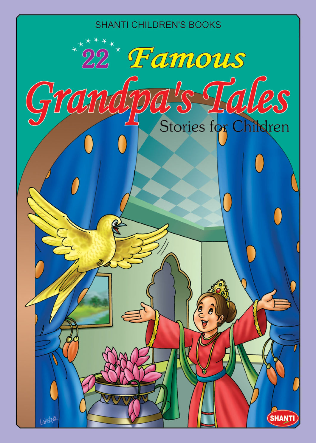 Story Books for Children-22 Famous Grandpa's Stories (English)-4