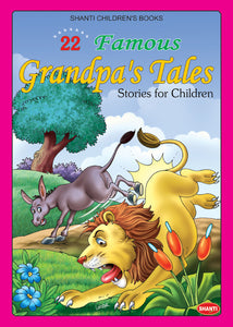 Story Books for Children-22 Famous Grandpa's Stories (English)-6