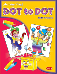 Dot to Dot Book - Dot-to-Dot Activity Book - 3