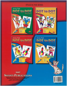 Dot to Dot Book - Dot-to-Dot Activity Book - 2