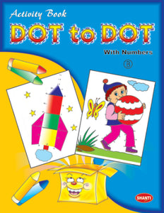 Dot to Dot Book - Dot-to-Dot Activity Book - 1
