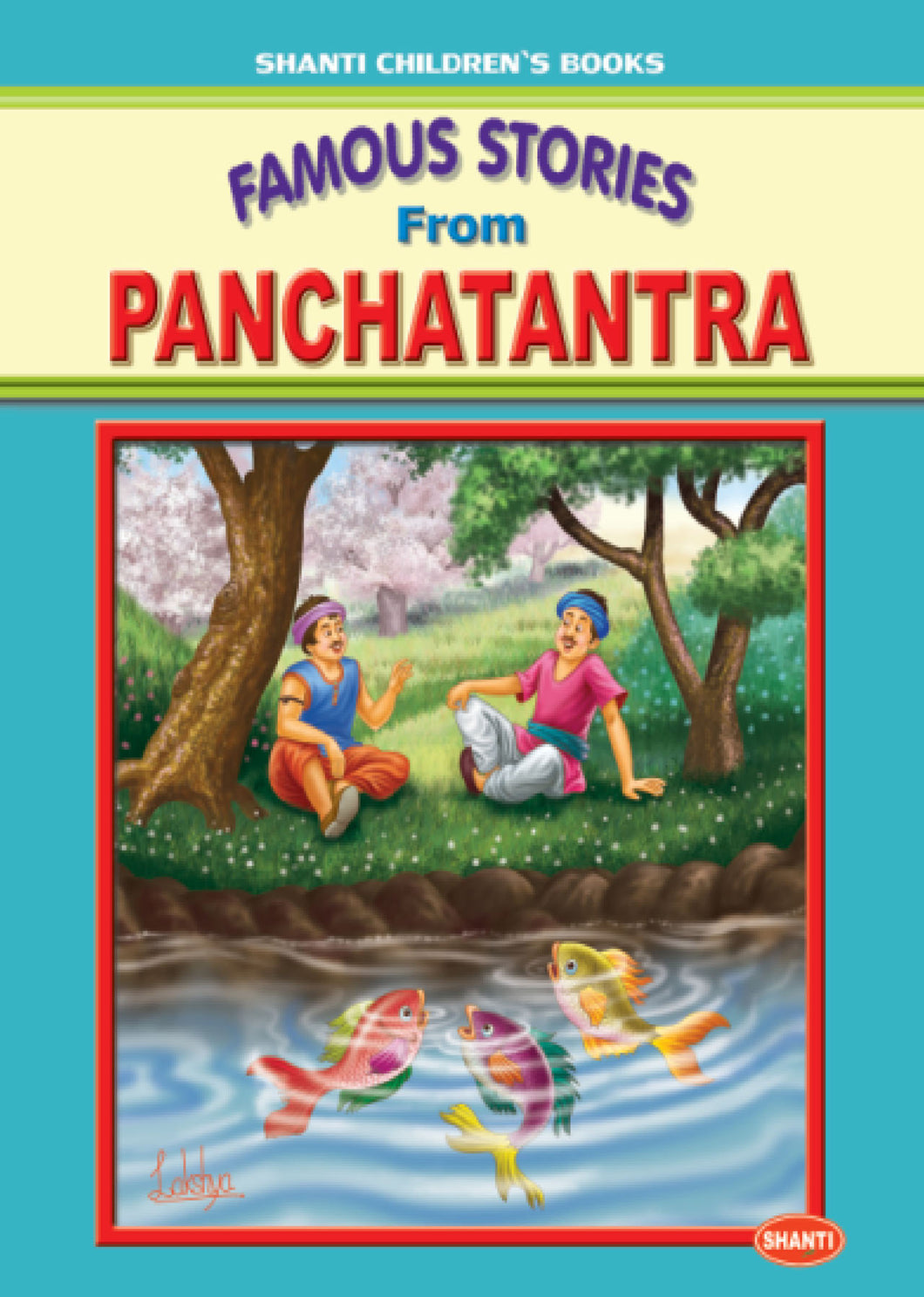 Panchatantra story books-Famous Stories of Panchtantra (English) - 2