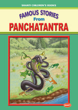 Panchatantra story books-Famous Stories of Panchtantra (English) - 3