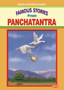 Panchatantra story books-Famous Stories of Panchatantra (English) - 4