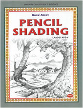 Pencil Shading Book - Know about Pencil Shading (Landscape-V)