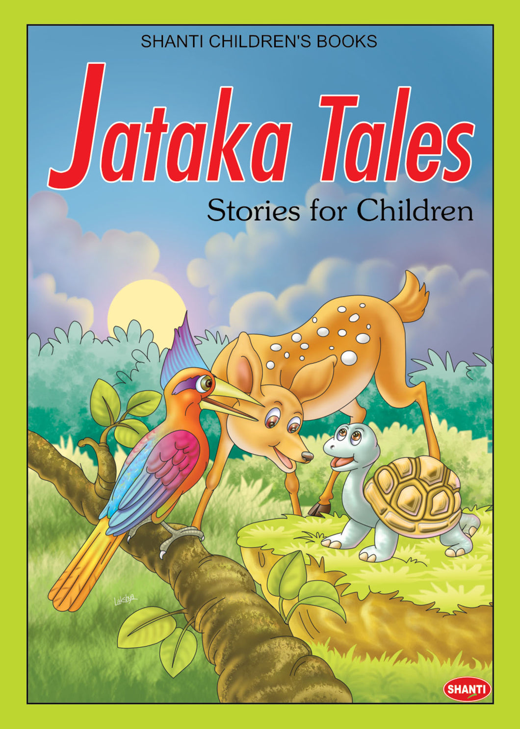 Story book for kids-Jataka Tales (English) - Stories for Children - 4