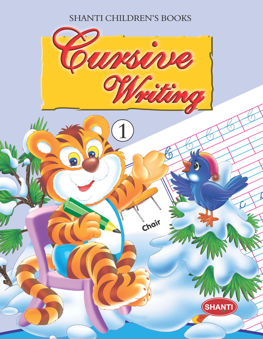 Cursive Writing Books for Kids-School Book Series - Cursive Writing-1