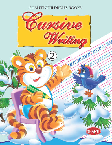 Cursive Writing Books for Kids-School Book Series - Cursive Writing-2