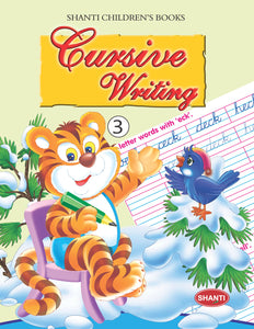 Cursive Writing Books for Kids-School Book Series - Cursive Writing-3