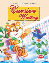 Cursive Writing Books for Kids-School Book Series - Cursive Writing-4