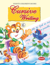 Cursive Writing Books for Kids-School Book Series - Cursive Writing-6