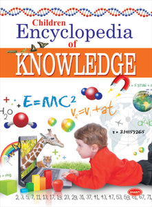 encyclopedia for children-Children Encyclopedia of Knowledge_Orange